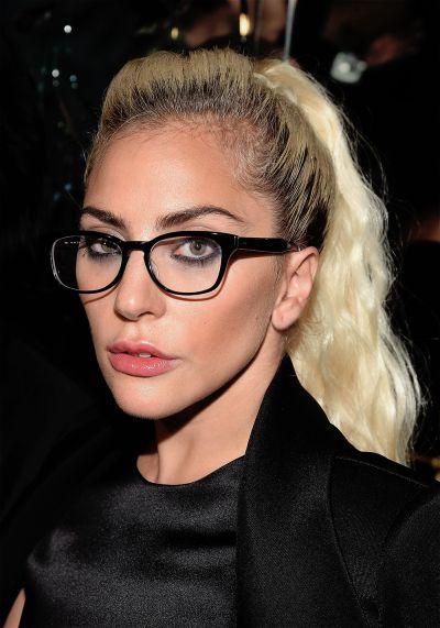 September 13th, 2016: Lady Gaga attending Brandon Maxwell's New York Fashion Week show in New York City