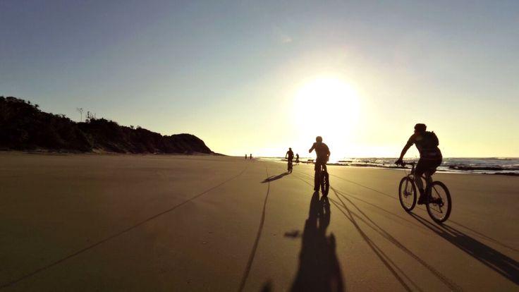 Beach Riding on the Wild Coast Transkei