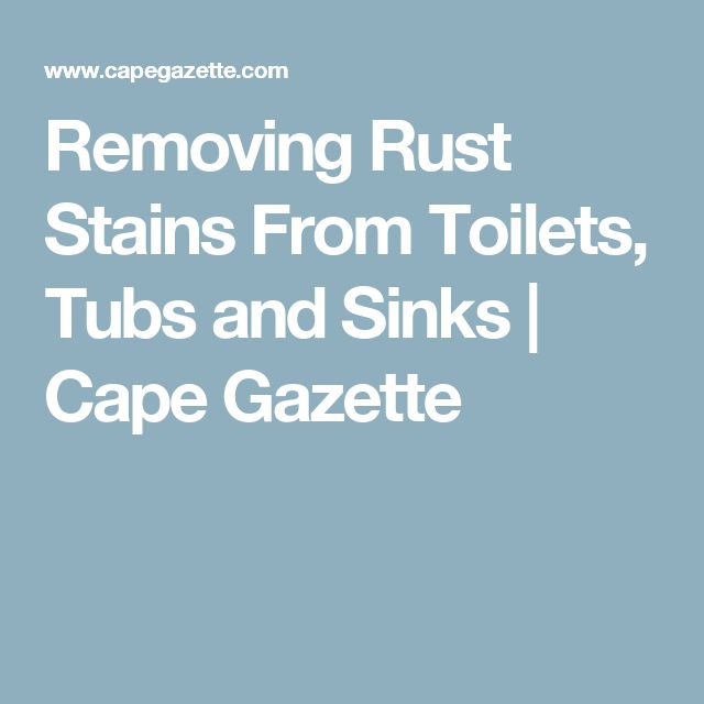 Best 20 Removing Rust Ideas On Pinterest Remove Rust Stains Steak Knives And Stain Removers