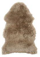 Fårskinn 85x53 cm Beige Ull - Skinnmattor - Rusta