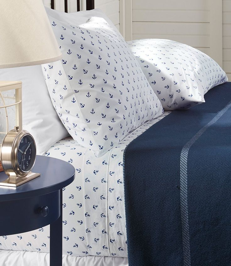 Anchor Percale Sheet Set