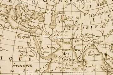 古地図 海外の地図素材 - imagenavi