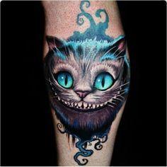 Tatuagens de Alice no Pais das Maravilhas 02