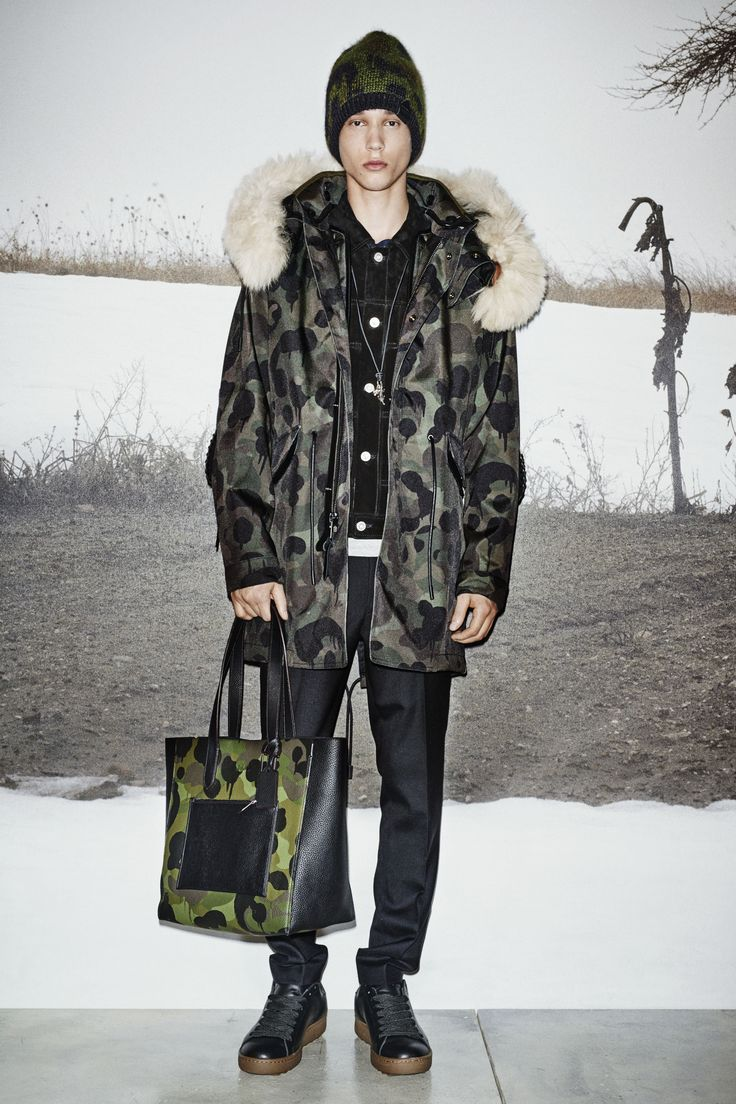 coach coach outlet 24le  The Darker Horse: Coach Men's Fall 2015 Debuts at London Fashion Week