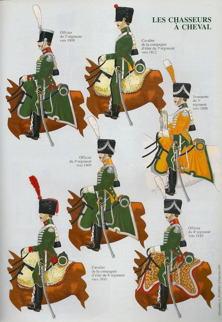 Cacciatori a cavallo italiani