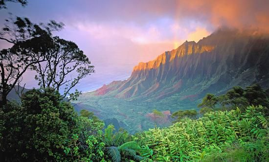 "Na Pali Coast, Kauai, Hawaii, United States ""The views are simply incredible! Whether you hike, take a helicopter... you will love this magn..."