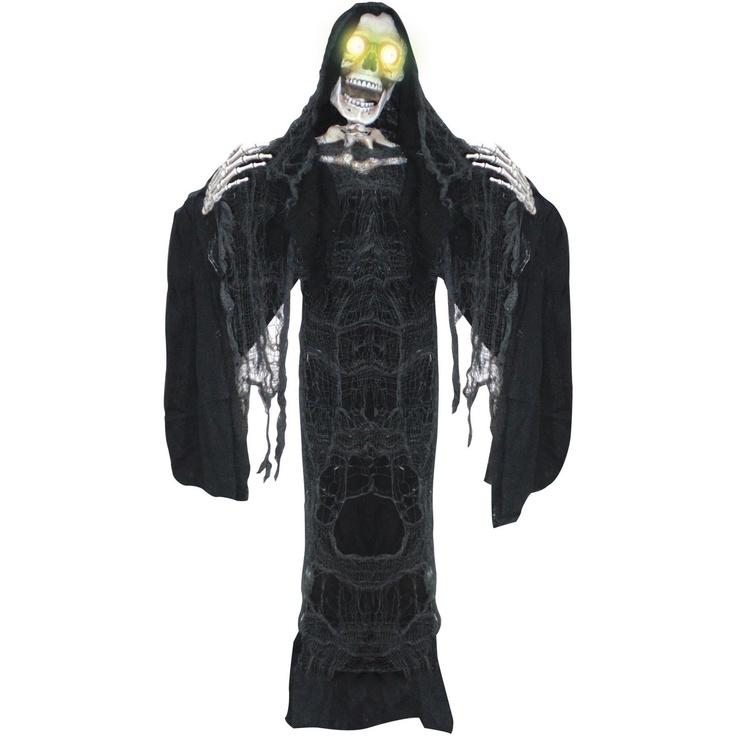 halloween decorations hanging reaper animated prop - Halloween Props For Sale