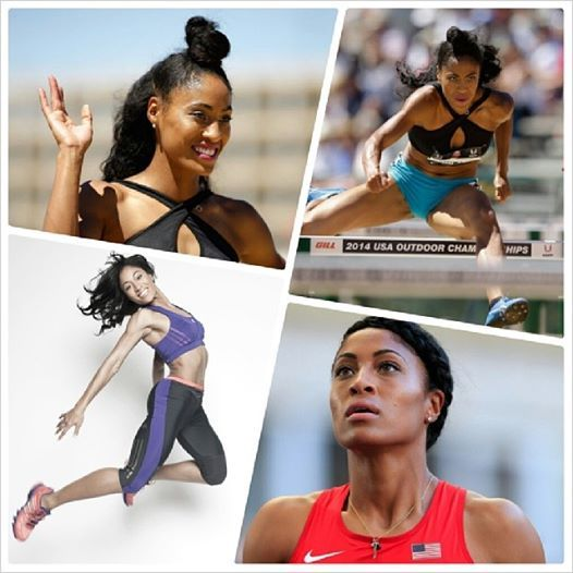 Client: Queen Harrison: 2008 Olympian, 2013/2014 runner-up for USA National Championship. 100m hurdles) http://www.usatf.org/Athlete-Bios/Queen-Harrison.aspx