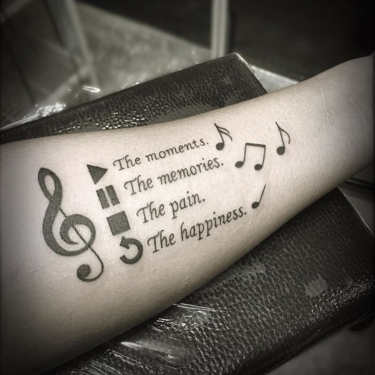 100++Music+Tattoo+Designs+For+Music+Lovers
