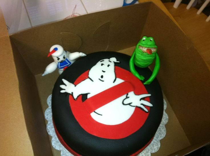 Cake Arts Jeddah : 17 best Ghostbusters Themed Party images on Pinterest ...