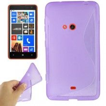 Funda Lumia 625 - Sline Violeta  $ 42,11