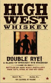 Double rye?  Uh - I'm in.