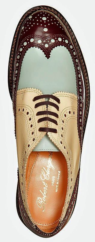 http://www.newtrendclothing.com/category/mens-shoes/ TREND:PASTELS, Somethin-ELS ROBERT CLERGERIE: