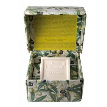 Traditional Tuscan Olive Oil Soap bio
