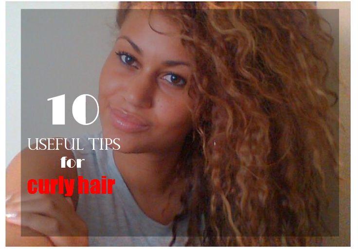 Aankomende 10 dagen iedere dag een nieuwe tip voor krullend haar op Cassionista.  #Curly #Hair #beauty #blog #Cassionista
