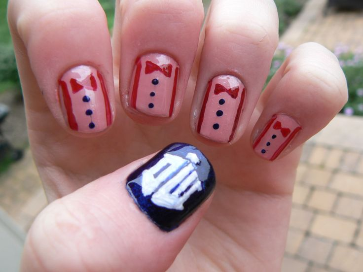 dr.who nails - Google Search