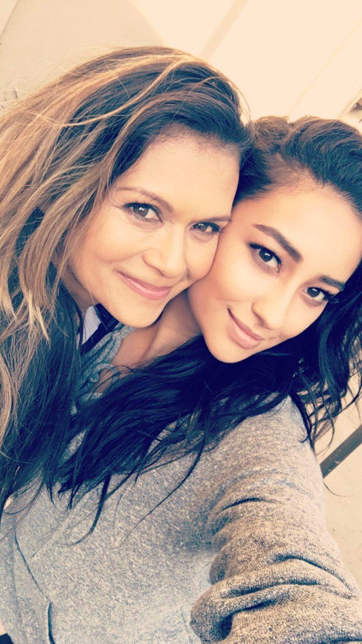Nia and Shay | Pretty LL | Pinterest | PLL and Pll cast