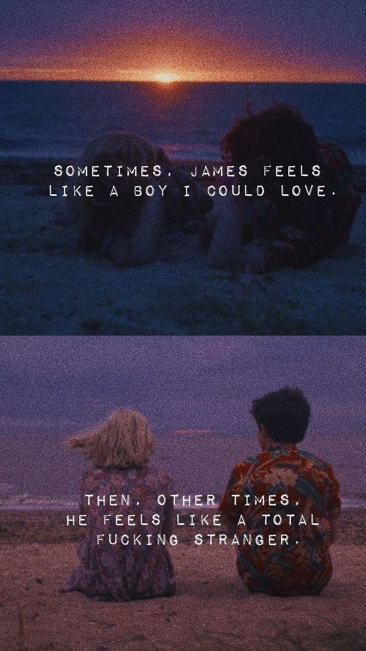 the end of the f***ing world | Tumblr