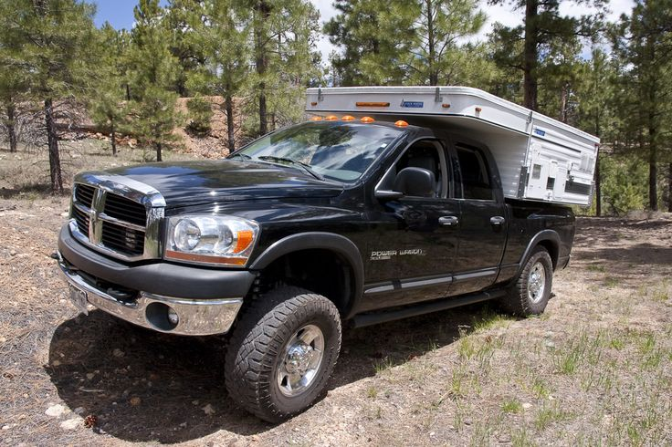 Four Wheel Truck Camper Rental - Self Drive Sportsmobile and Four Wheel Pop Up Camper Rentals in the Southwest