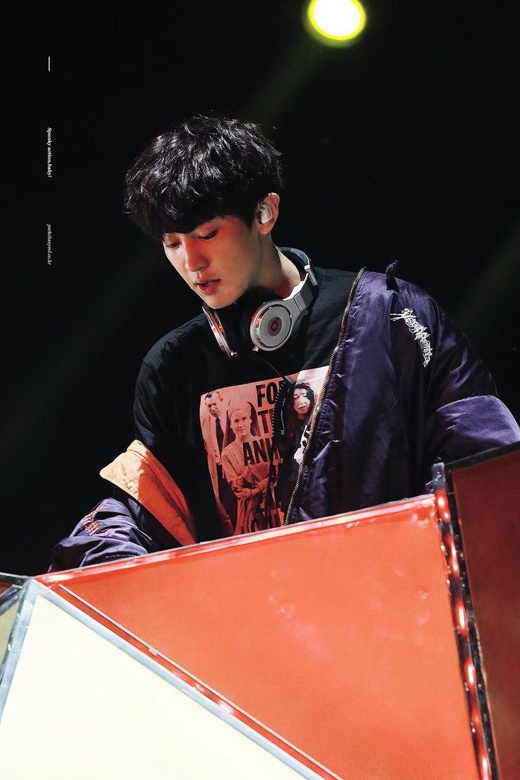 170527 CHANYEOL EXO - TED [DOT] SEOUL