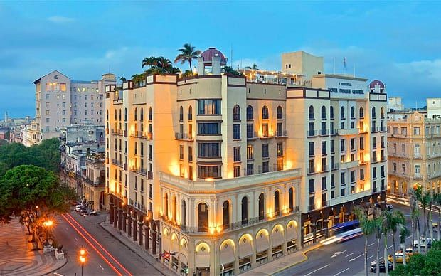 Top 10: the best Havana hotels - Telegraph