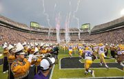 LSU highest ranked among SEC schools.
