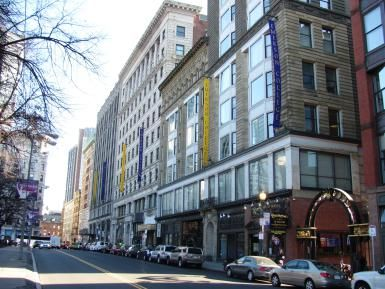 Emerson College: admissions profile and financial aid info!