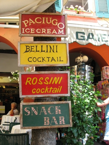 by lisa chiodo ~ Portofino, Italy/all of the above.  Run, don't walk...if you ever get a chance to be in Portofino!!   My fav! ~dj