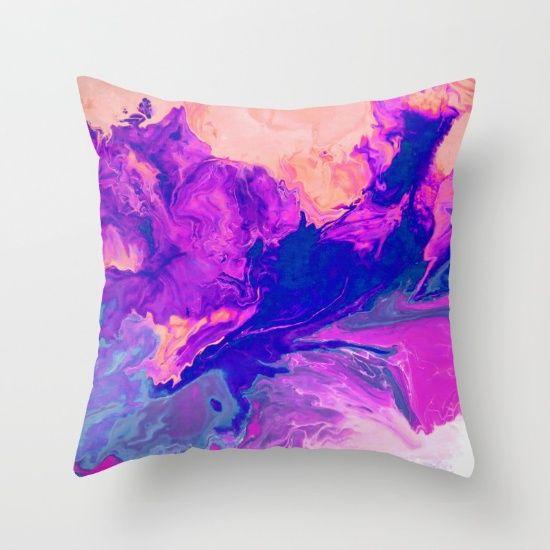 Jazzyinked society6 cushion