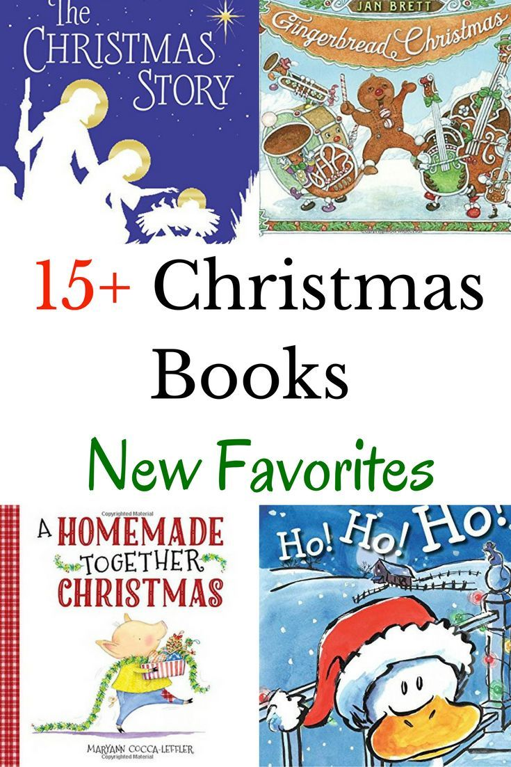 NEW Christmas Books to Enjoy This Year With the Kids   Books/Kid ...