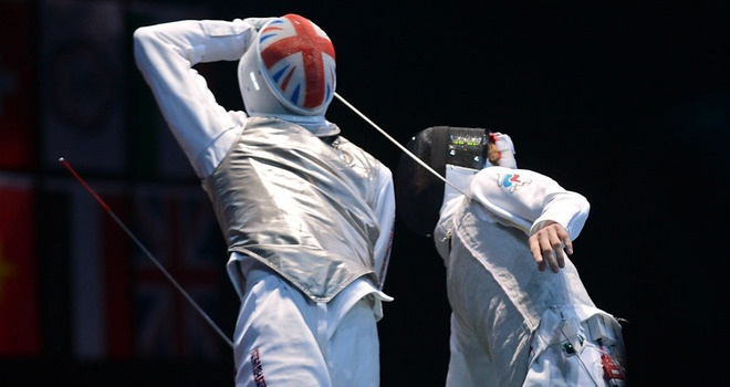 Richard Kruse (L) ++ London 2012 Olympics ++