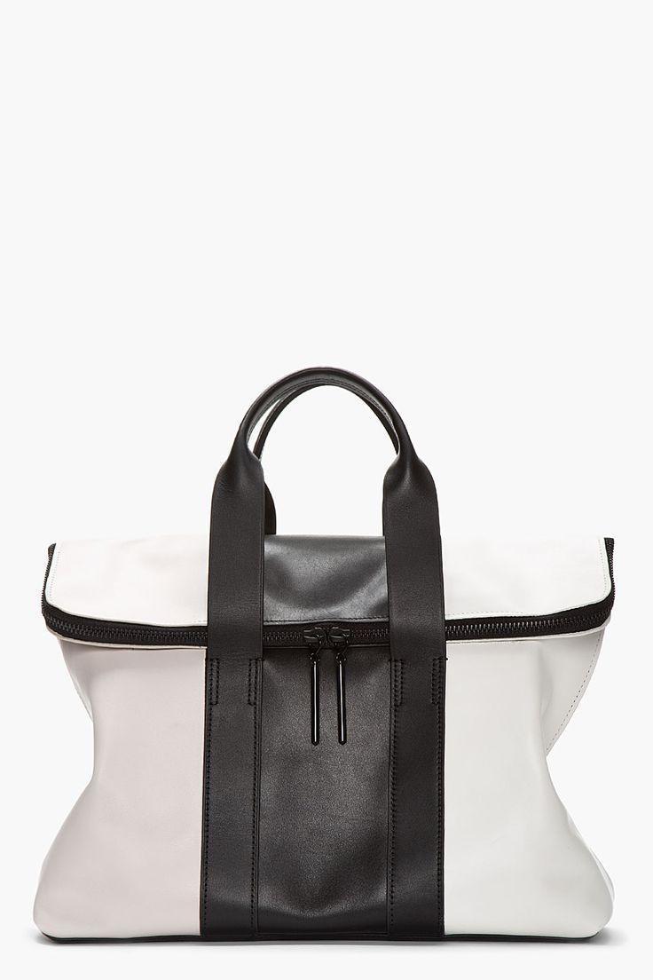 Urban Street Ready Style| Serafini Amelia| PHILLIP LIM Black & White