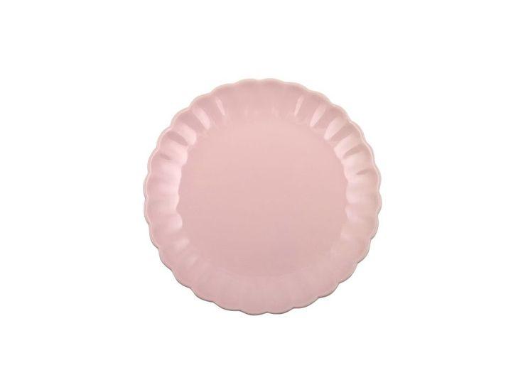 Talerz Mynte I różowy