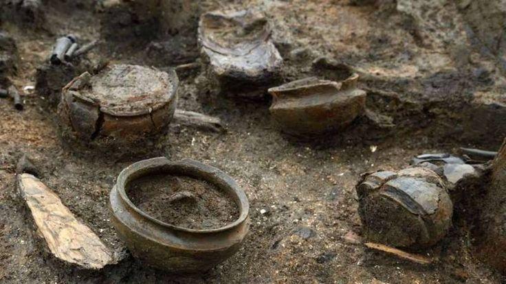 Brits Pompei geeft geheimen prijs: alsof je in de Bronstijd loopt | NOS
