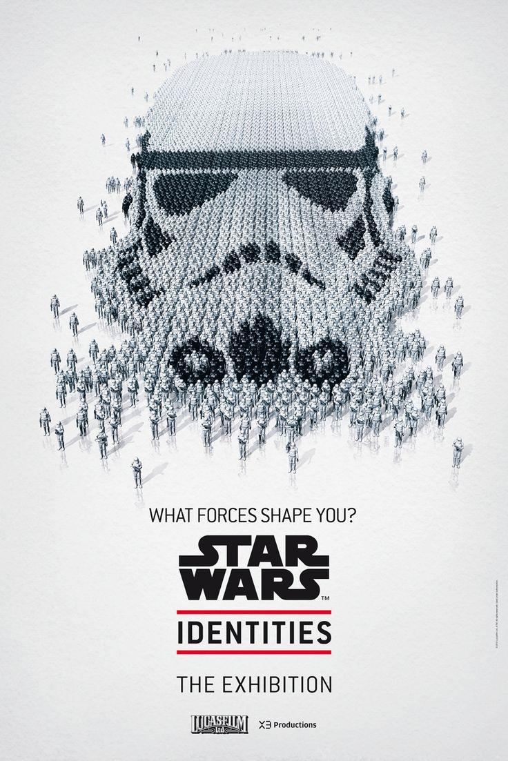 Star Wars Identities / Exhibition - Stormtrooper