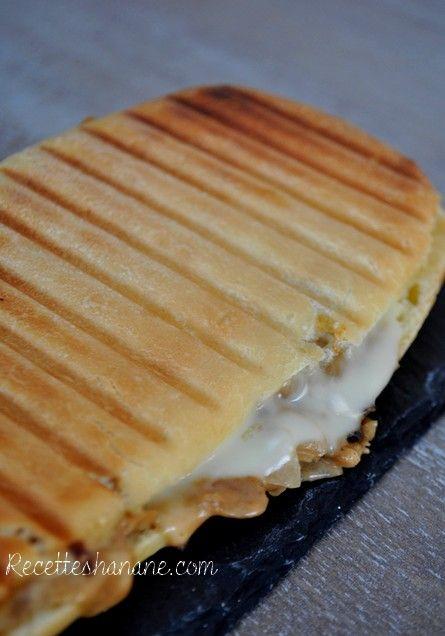 Pain à panini - pain à Hot dog maison