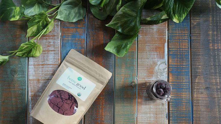 Organic Açai Power USDA Organic, Non-GMO, Vegan, Gluten-Free, Dairy-Free & Raw Imported 100% raw from the Brazilian Amazon - Our acai is freeze-dried to pre