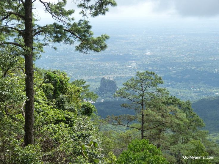 15 best mount popa and popa taungkalat monastery images on pinterest popa taungkalat monastery taken from mount popa mandalay division myanmar burma altavistaventures Image collections
