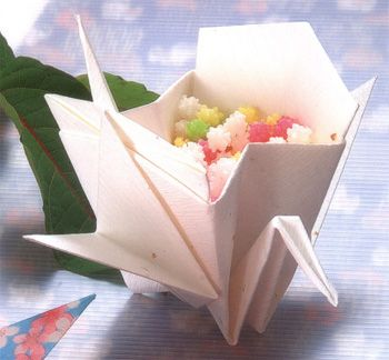 Origami Crane and Variations, Learn how to make eight different variations of…