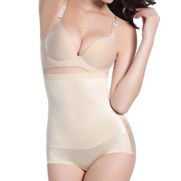 Hot Hip Lifting Seamless Belly Contol High Waist Breathable Shapewear For Women - NewChic Mobile.