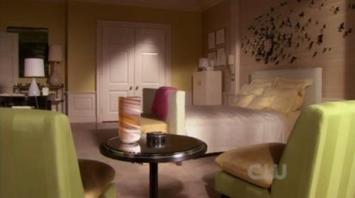 Serena Van Der Woodsen's room. | Bedroom ideas | Pinterest