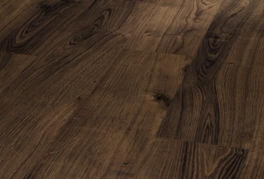 Parador Laminate Oak Flooring Smoked and Brushed