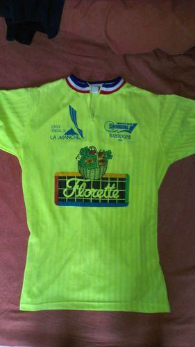 Maillot de cyclisme Vintage Florette