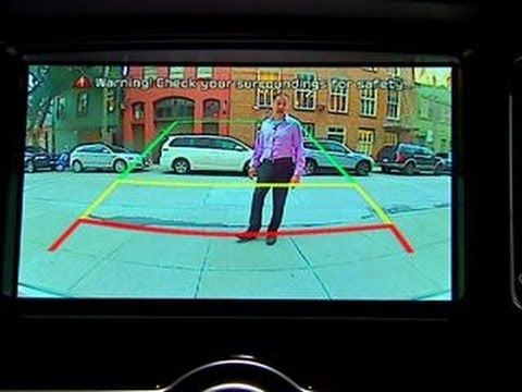 US gov't mandates rear view cameras on all new vehicles starting in 2019.