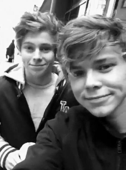 Ashton & Luke - Lashton