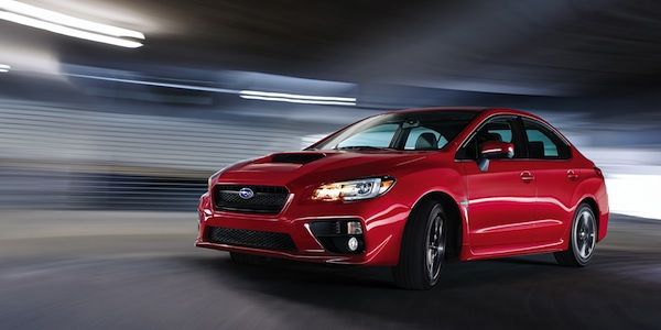 Four new must-have 2015 WRX Sport Package mods from STI