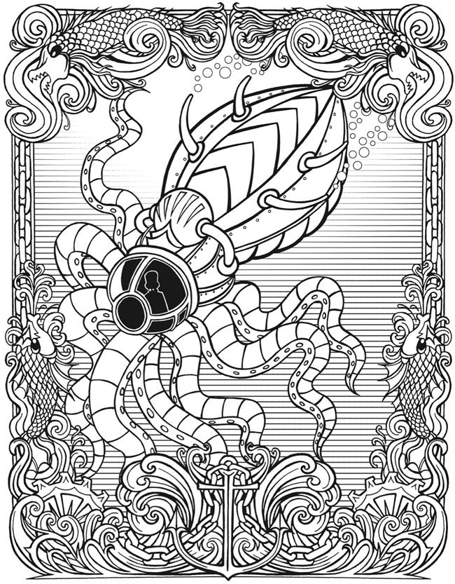 find this pin and more on coloring steampunk