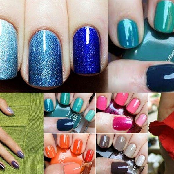 El Baúl de la Moda: Tendencias 2012 Para Decorar Tus Uñas