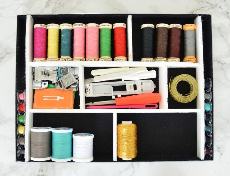 DIY organizer tray from Ferrero rocker box with multiple uses .Ferrero Rocher box craft ideas