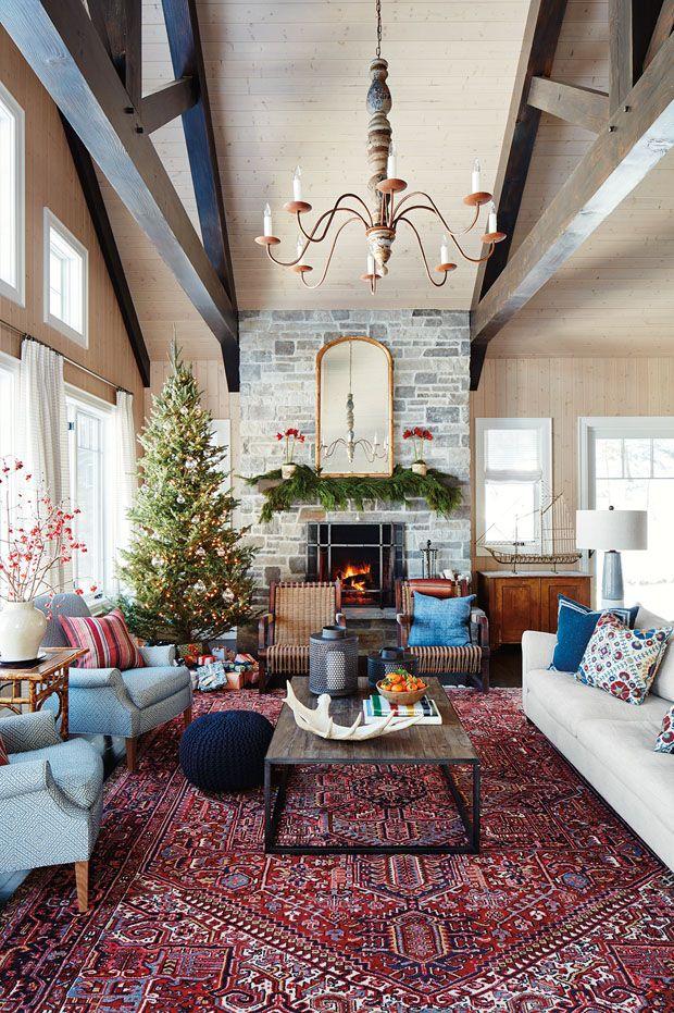 401 best salons et s jours images on pinterest. Black Bedroom Furniture Sets. Home Design Ideas